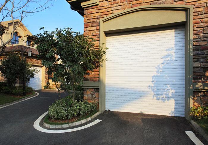 车库卷帘门