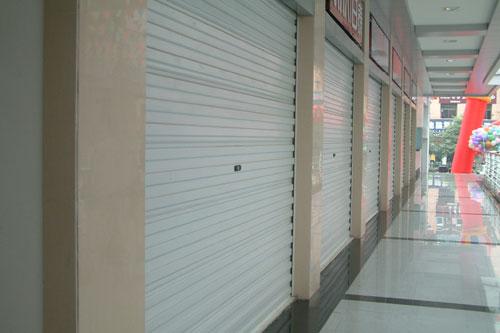 商铺专用卷帘门